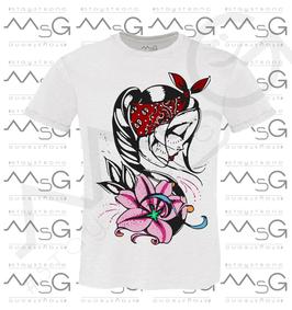 T-shirt - PinUp -  Bambina