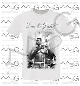 "T-shirt ""The Greatest"" Bambino"