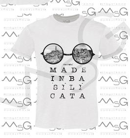 "T-shirt ""Matera "" MadeInBasilicata :) Uomo"