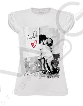 "T-shirt ""Baby"" - Woman"