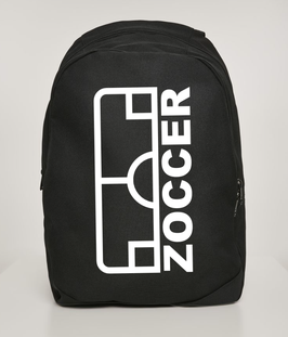 "#46, ""ZOCCER Black Bag"""