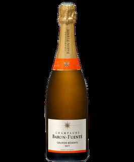 Champagner Baron Fuente - Grande Réserve Brut 0,75 Liter