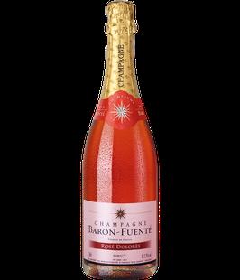 Champagner Baron Fuente - Rosé Dolorès 0,75 Liter