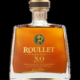 Premium Cognac Roullet XO Royal 0,7 Liter