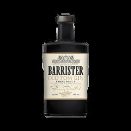 Barrister Old Tom Gin 0,7 Liter