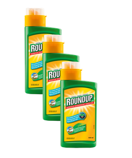 ROUNDUP  3er SET Konzentrat 540ml