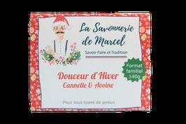 Savon de Marcel - Douceur d'hiver