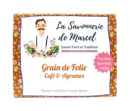 Savon de Marcel - Grain de Folie