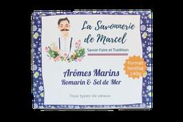 Savon de Marcel - Arômes marins