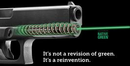 LASERMAX Verde Glock Gen.4