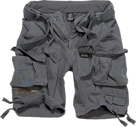 Brandit Savage Shorts - Cargo Shorts - Anthracite (5)