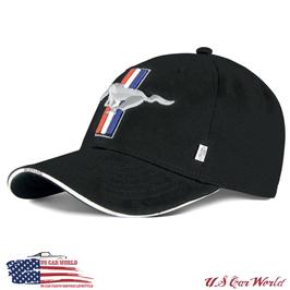 Ford Mustang Basecap - Mustang Tribar Basecap - lizensiert
