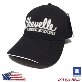 Chevrolet Chevelle Basecap - Baseball Cap - Schwarz