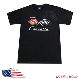 Corvette T-Shirt since 1953 - Schwarz