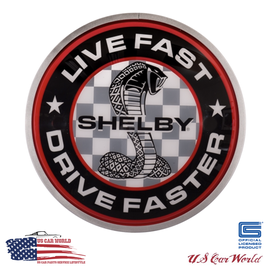 Shelby Lichtbox - Lightbox - Shelby Live Fast Drive Faster