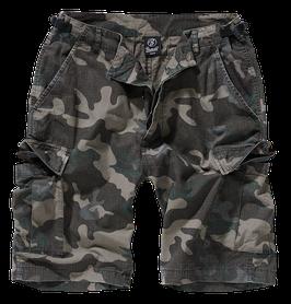 Brandit BDU Ripstop Shorts - Cargo Shorts - Darkcamo (4)
