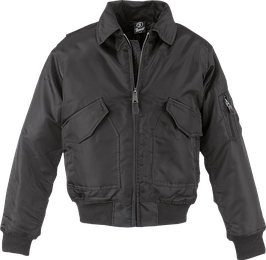 Brandit CWU Jacket - Fliegerblouson - Black (2)