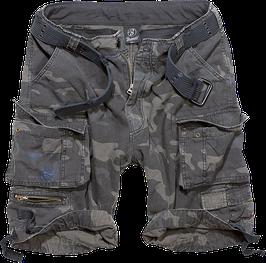 Brandit Savage Shorts - Cargo Shorts - Darkcamo (4)