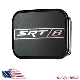 Dodge Buckle - Gürtelschnalle SRT8 - Schwarz