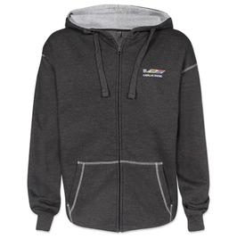 Cadillac Racing Kapuzenjacke - V-Series Sweatshirt - Hoodie - lizensiert