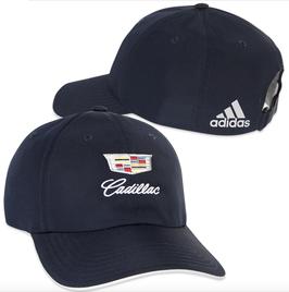 Cadillac Classic Basecap mit Cadillac Logo von Adidas Performance - Navy