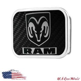 Dodge RAM Buckle Carbon - Gürtelschnalle