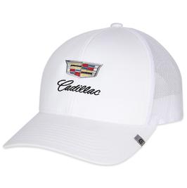 #CD-TMW - Cadillac Classic Basecap - Snapback - Weiß