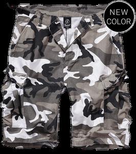 Brandit BDU Ripstop Shorts - Cargo Shorts - Urban (15)