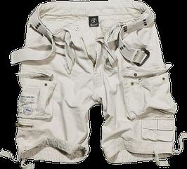 Brandit Savage Shorts - Cargo Shorts - Old White (12)
