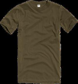 Brandit BW Unterhemd Original - T-Shirt - Olive (1)