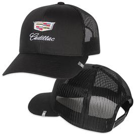 #CD-TMW - Cadillac Classic Basecap - Snapback - Schwarz