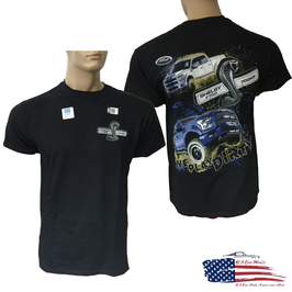 Shelby F150 T-Shirt - We Play Dirty - Schwarz