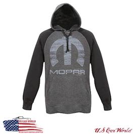 MOPAR Hoody - MOPAR Sweatshirt mit Mopar Logo - Two Tone