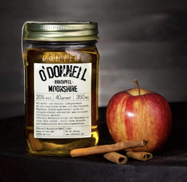 O'Donnell Moonshine Bratapfel  (20% vol.) - 350ml