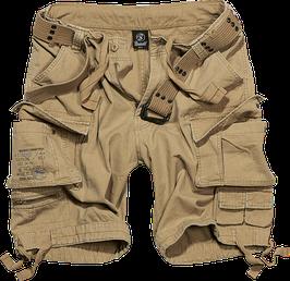 Brandit Savage Shorts - Cargo Shorts - Beige (3)