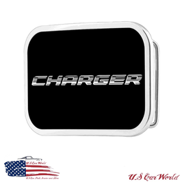 Dodge Charger Buckle - Gürtelschnalle
