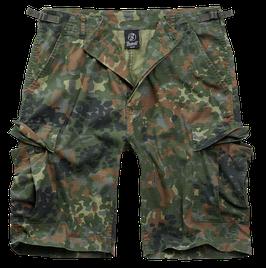Brandit BDU Ripstop Shorts - Cargo Shorts - Flecktarn (14)