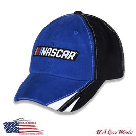 NASCAR Basecap mit gesticktem NASCAR Logo