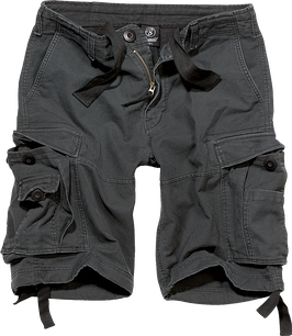 Brandit Vintage Classic Shorts - Cargo Shorts - Schwarz (2)
