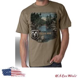 Dodge RAM T-Shirt - Dodge RAM Outdoor - RAM Logo