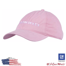 Camaro Basecap - Camaro Ladies Cap - Pink