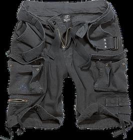Brandit Savage Shorts - Cargo Shorts - Black (2)