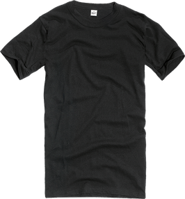 Brandit BW Unterhemd Original - T-Shirt - Black (2)