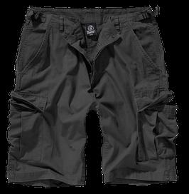 Brandit BDU Ripstop Shorts - Cargo Shorts - Schwarz (2)