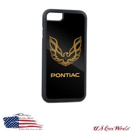 Pontiac Firebird Handyhülle - Bumper - Schwarz/Gelb