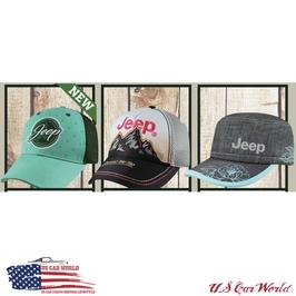 Jeep Ladies Basecaps - Verschiedene Designs & Ausführungen