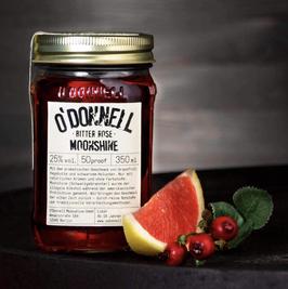 O'Donnell Moonshine Bitter Rose  (25% vol.) - 350ml