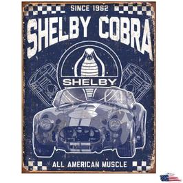 "#2134 - Shelby Blechschild ""American Muscle"""