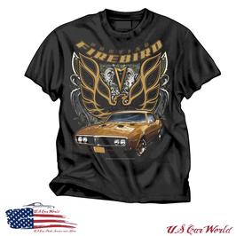 Pontiac Firebird T-Shirt - Firebird Classic