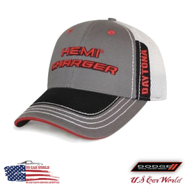 Dodge Charger Basecap - HEMI Daytona - Mesh